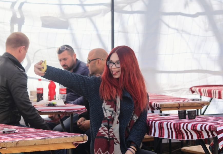 Ужгород п'є вино із сакури: фоторепортаж, фото-8