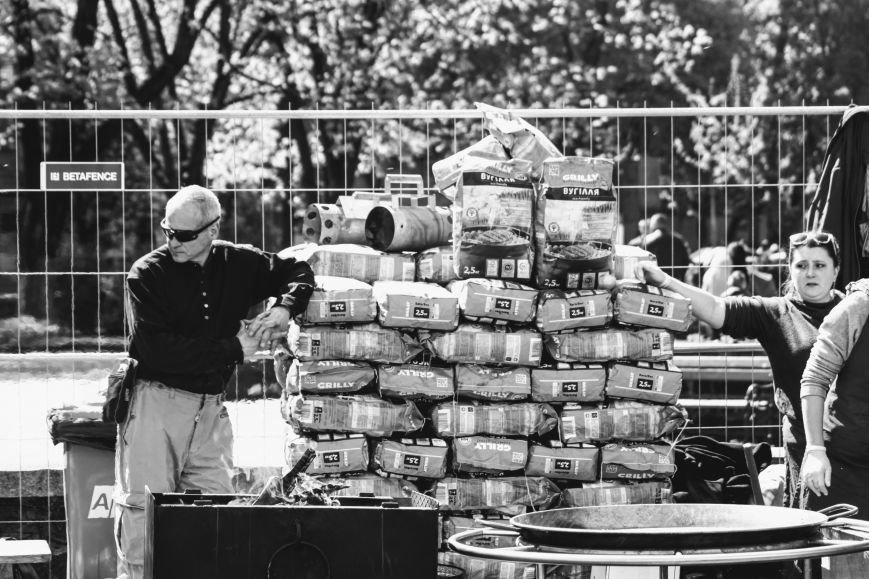 Ужгород п'є вино із сакури: фоторепортаж, фото-14