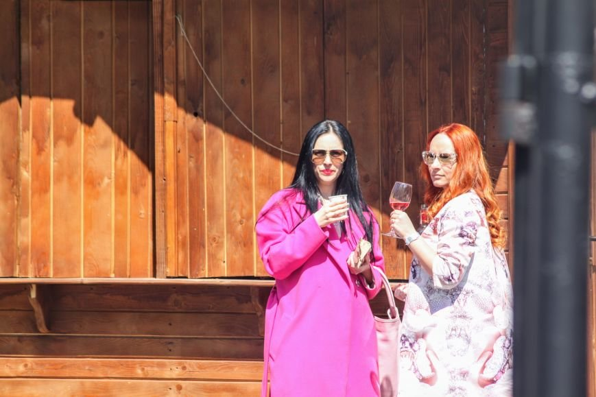 Ужгород п'є вино із сакури: фоторепортаж, фото-12