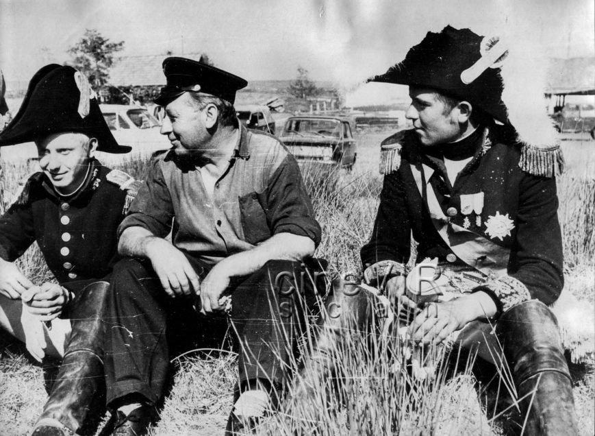 Як на Закарпатті 50 років тому знімали шедеври світового кіно: фото, фото-5