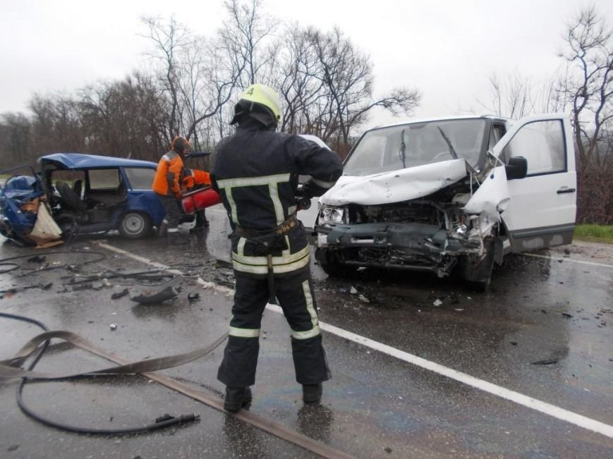 В ДТП на трассе погибли 3 человека, фото-3
