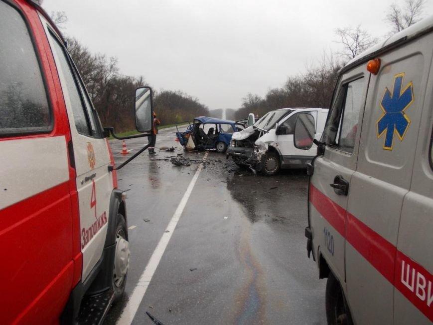 В ДТП на трассе погибли 3 человека, фото-2