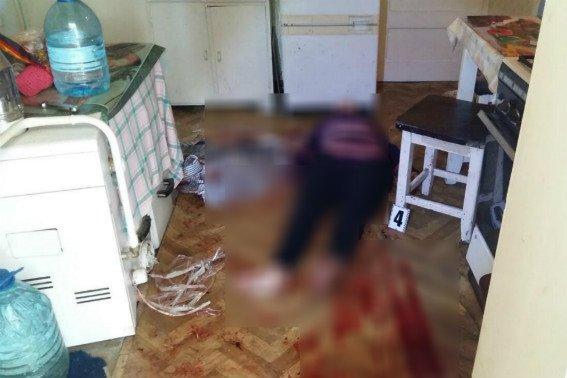 Жорстоке вбивство біля Хуста: чоловік зарізав жінку ножем та розбитою пляшкою - фото, фото-2