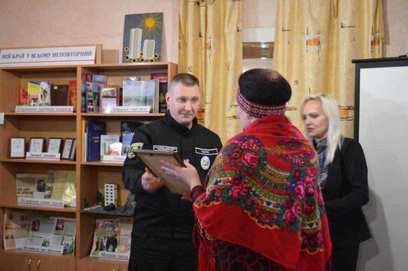 Руководство Покровского отдела полиции отметило благодарственными письмами местных активистов, фото-6