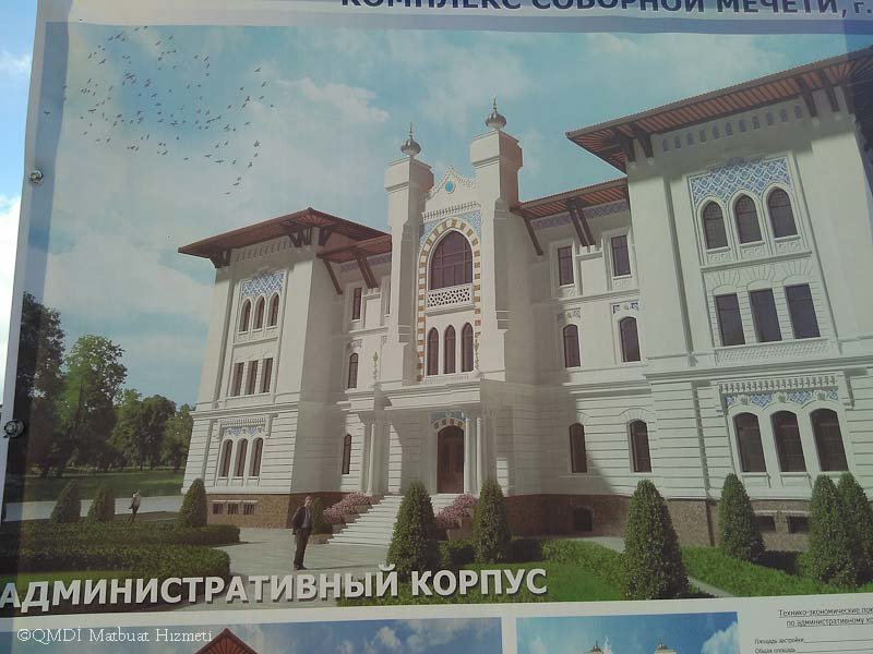 В Симферополе заложили фундамент будущей Соборной мечети (ФОТО), фото-3