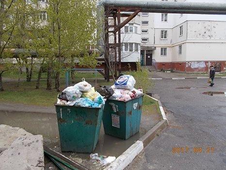 В Херсоне главу ОСМД привлекут к админответственности за мусор, фото-1