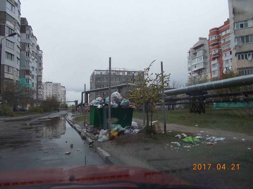 В Херсоне главу ОСМД привлекут к админответственности за мусор, фото-2
