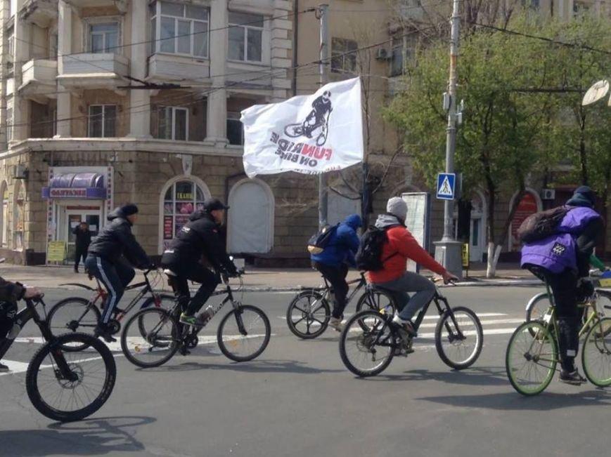 """В Мариуполе официально стартовал """"Велосезон - 2017""""(ФОТО,ВИДЕО), фото-4"""