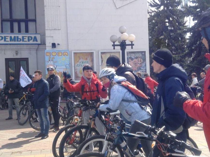 """В Мариуполе официально стартовал """"Велосезон - 2017""""(ФОТО,ВИДЕО), фото-1"""
