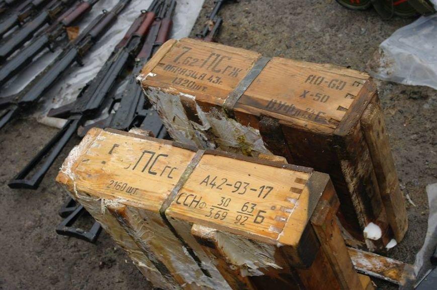В Донецкой области задержали двух боевиков «ДНР» с огромным арсеналом оружия (ФОТО), фото-5