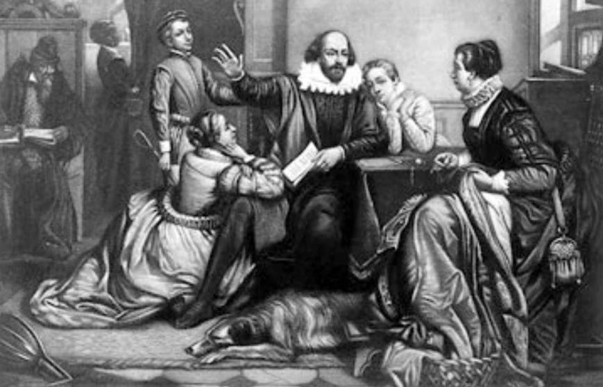 В этот день родился и умер Уильям Шекспир, фото-3