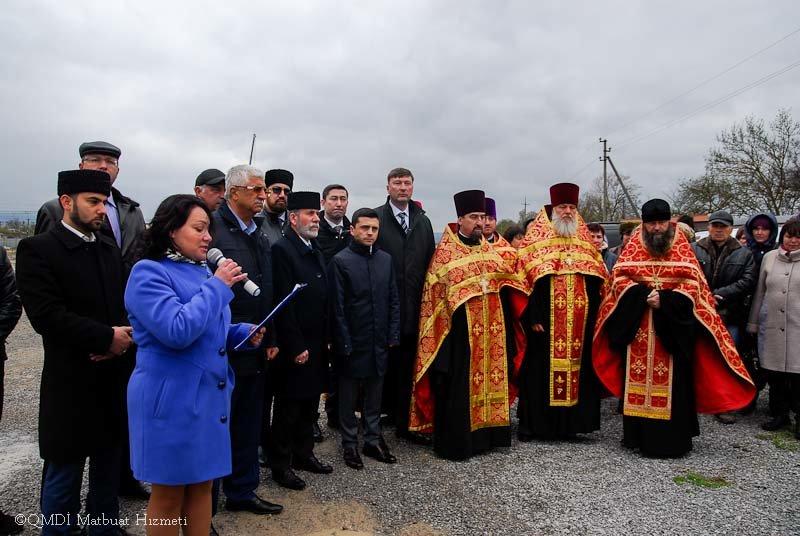 Крымчане оставили послание потомкам на месте будущего мемориала жертвам депортации (ФОТО), фото-3
