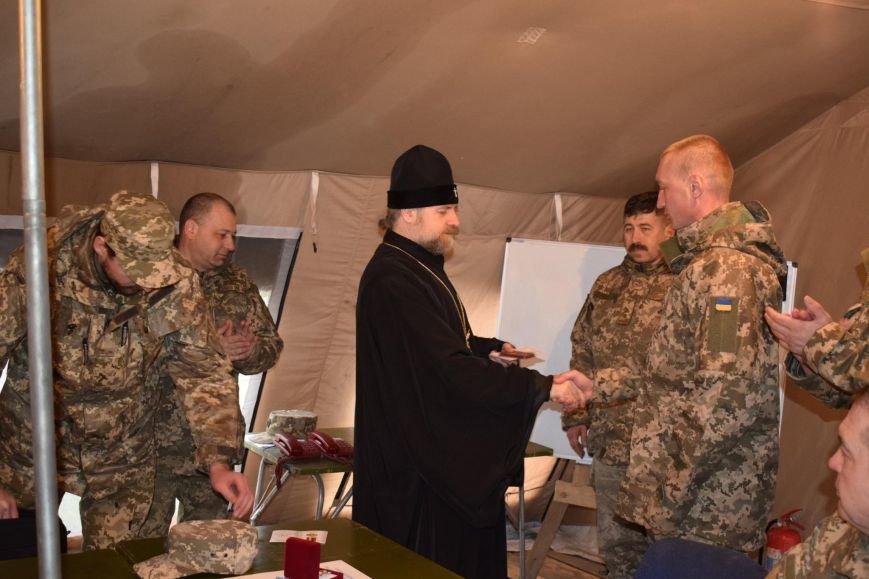 Бойцов АТО в секторе «Мариуполь» наградил Киевский патриархат (ФОТО), фото-2