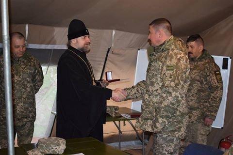 Бойцов АТО в секторе «Мариуполь» наградил Киевский патриархат (ФОТО), фото-4