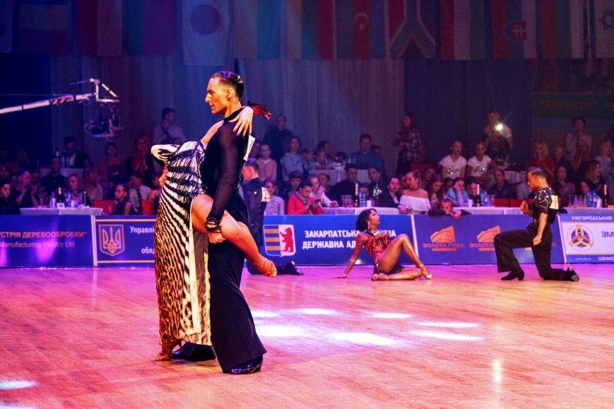 """Вечір танцювального спорту з """"Uzhgorod Open 2017"""": емоції, пристрасть, грація (ФОТОРЕПОРТАЖ), фото-12"""