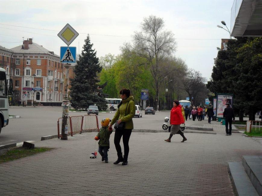 Аномальная весна в Никополе понемногу отступает, фото-6
