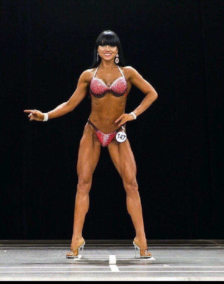 «Я же мама, времени на себя нет - не оправдание», или Как новополочанка стала бронзовой чемпионкой Беларуси по фитнес-бикини, фото-3