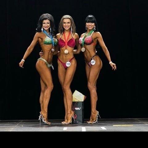 «Я же мама, времени на себя нет - не оправдание», или Как новополочанка стала бронзовой чемпионкой Беларуси по фитнес-бикини, фото-4