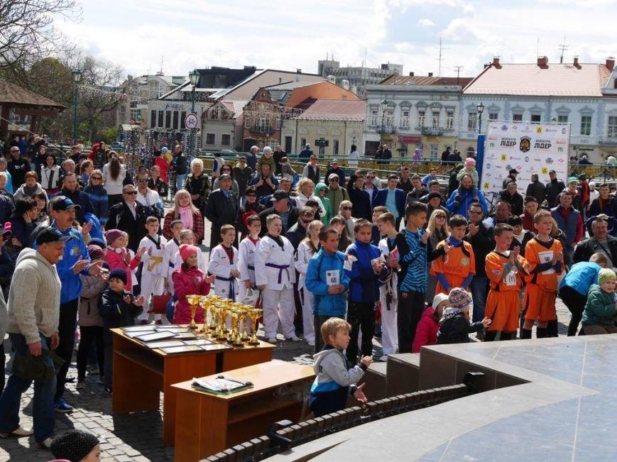 В Ужгороді пройшов фестиваль спорту: фото, фото-5