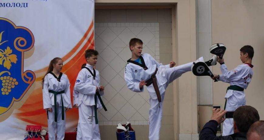 В Ужгороді пройшов фестиваль спорту: фото, фото-9