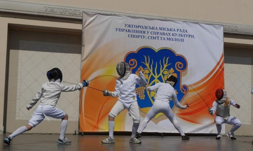 В Ужгороді пройшов фестиваль спорту: фото, фото-8