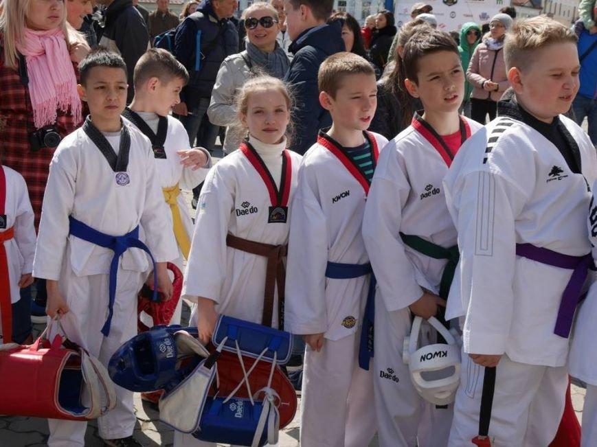 В Ужгороді пройшов фестиваль спорту: фото, фото-3