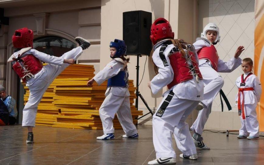 В Ужгороді пройшов фестиваль спорту: фото, фото-4