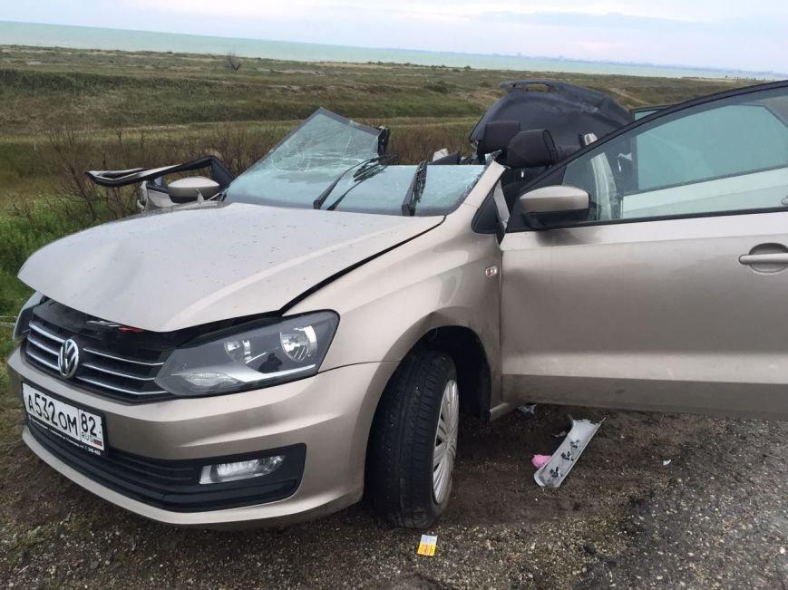 В аварии на трассе Симферополь-Евпатория погибли мужчина и 9-летний ребенок (ФОТО), фото-2