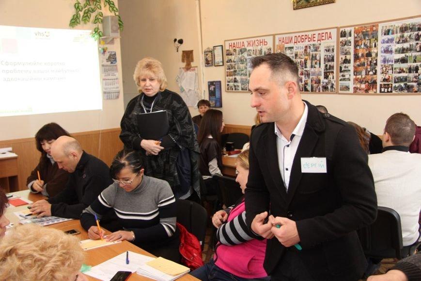 Мелитопольцы стали участниками юридического тренинга, фото-2