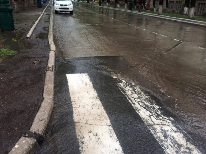 В Мариуполе выпало опасное количество осадков (ФОТО, ВИДЕО), фото-2