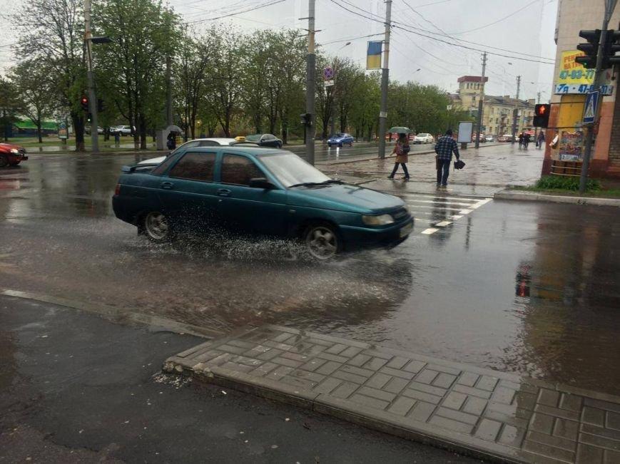 В Мариуполе выпало опасное количество осадков (ФОТО, ВИДЕО), фото-6