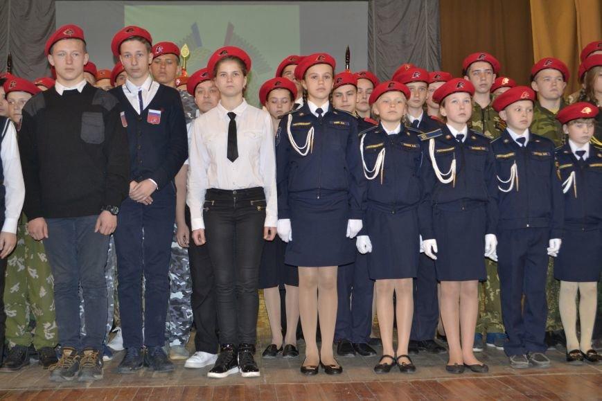 Ялтинские школьники стали участниками Республиканского слета «ЮНАРМИЯ», фото-1