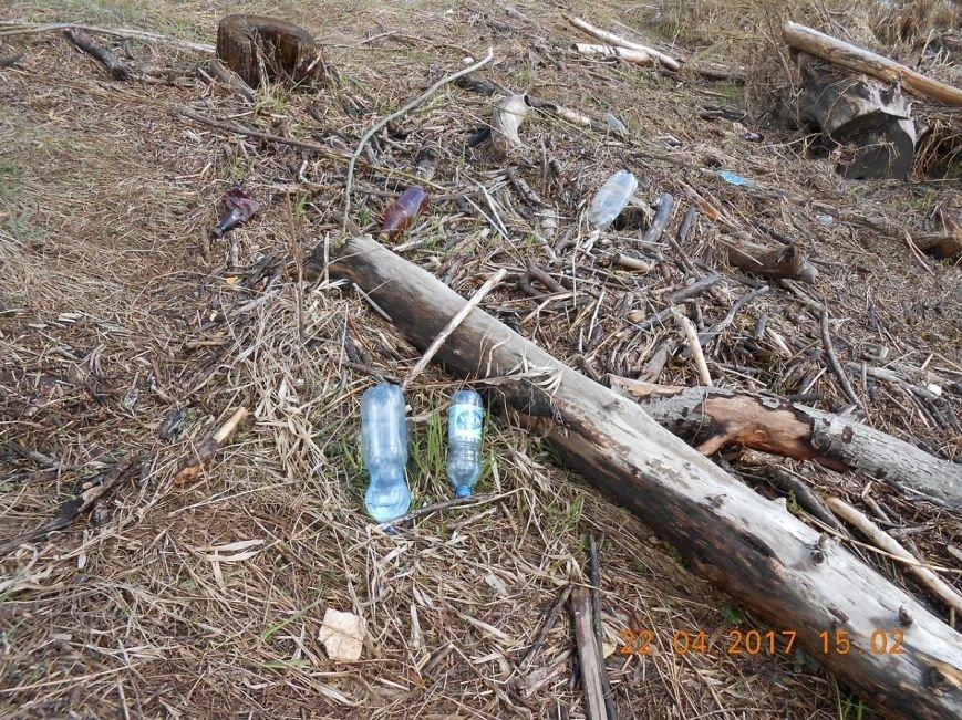 «За день загрузили 12 контейнеров мусора». Как рыбаки-волонтеры убирали берег Западной Двины. ФОТО, фото-7