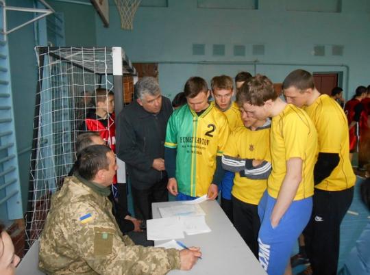 Спортивно-патриотическая игра «Козацький гарт» прошла в Бахмуте, фото-2