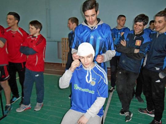 Спортивно-патриотическая игра «Козацький гарт» прошла в Бахмуте, фото-3