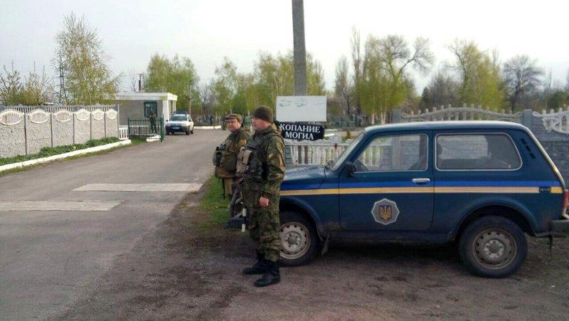 Нынешние поминальные дни в Покровске и районе прошли организованно и спокойно, фото-1