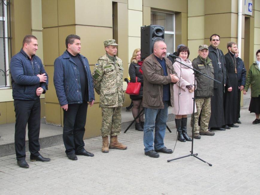 Волонтерский агитпоезд «Трухановская Сечь» посетил Покровск, фото-2