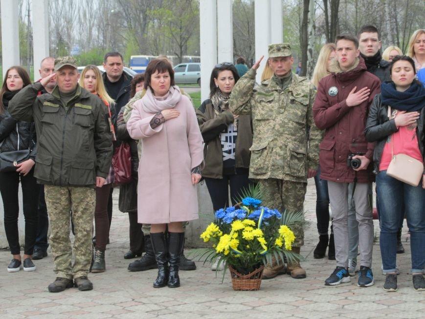 Волонтерский агитпоезд «Трухановская Сечь» посетил Покровск, фото-3