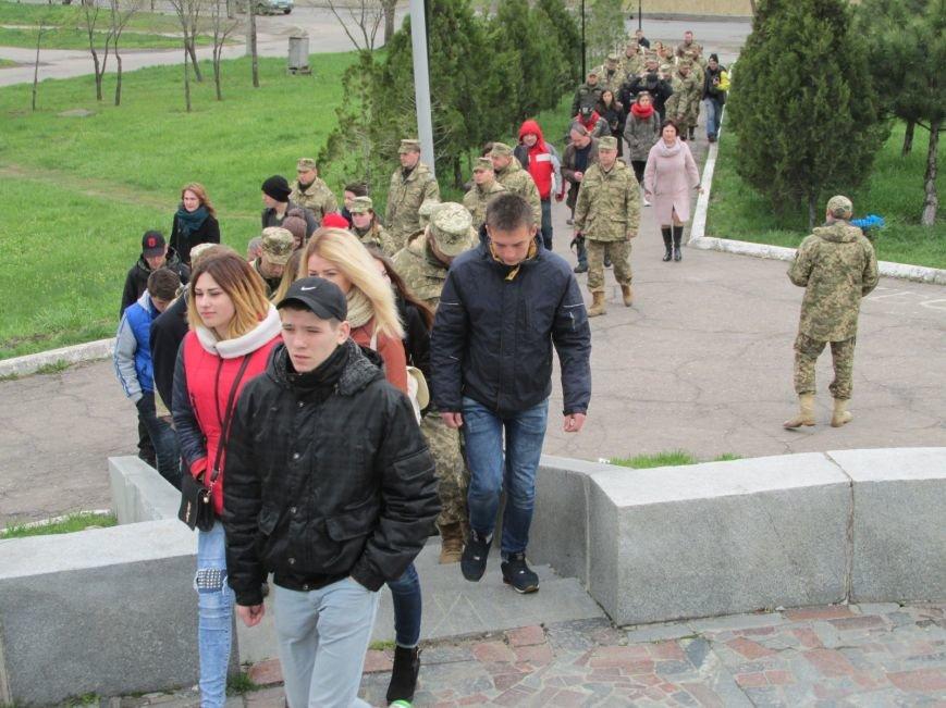 Волонтерский агитпоезд «Трухановская Сечь» посетил Покровск, фото-4