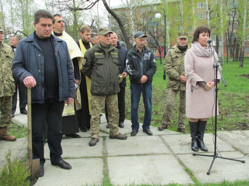 Волонтерский агитпоезд «Трухановская Сечь» посетил Покровск, фото-9