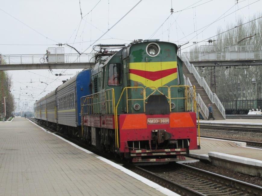 Волонтерский агитпоезд «Трухановская Сечь» посетил Покровск, фото-1
