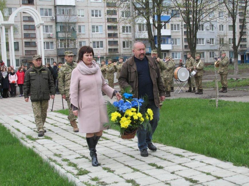 Волонтерский агитпоезд «Трухановская Сечь» посетил Покровск, фото-6