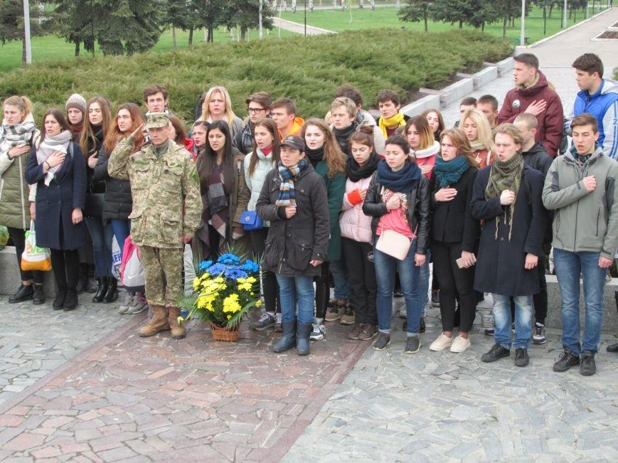 Волонтерский агитпоезд «Трухановская Сечь» посетил Покровск, фото-8