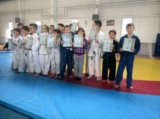 Сумоисты комнаты школьников «Олимп» достойно представляют Бахмут в Украине и Европе, фото-3