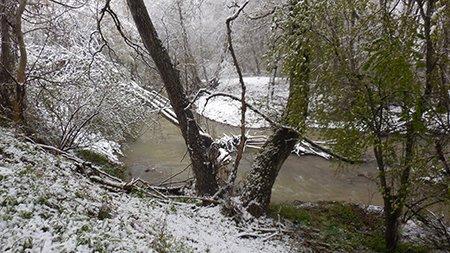 Из-за сильного снегопада в горах Крыма эвакуировали группу туристов (ФОТО), фото-2