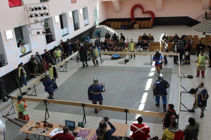 Ялтинцы приняли участие в чемпионате по Историческому Средневековому бою, фото-4