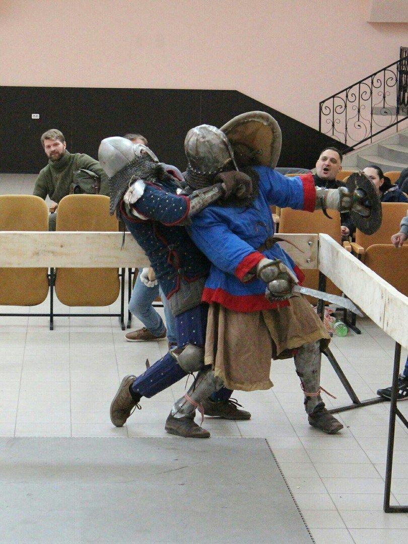 Ялтинцы приняли участие в чемпионате по Историческому Средневековому бою, фото-5