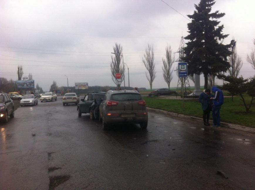Подробности тройного ДТП в Покровске: виновный водитель уснул за рулем (ФОТО), фото-4