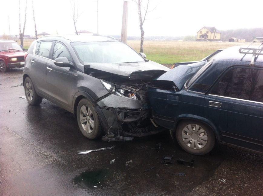 Подробности тройного ДТП в Покровске: виновный водитель уснул за рулем (ФОТО), фото-2