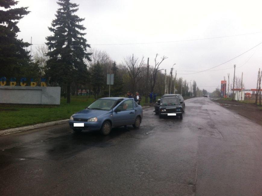 Подробности тройного ДТП в Покровске: виновный водитель уснул за рулем (ФОТО), фото-1